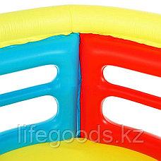 Детский надувной батут круглый 152х107 см, Bestway 52056, фото 2