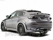 Обвес Hamann Tycoon EVO M (Е71) на BMW X6M