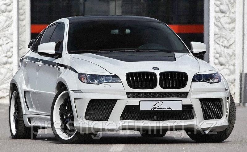 Обвес Lumma 2010 на BMW X6m version
