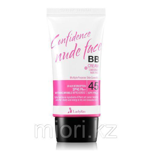 Confidence Nude Face BB Cream [LadyKin]