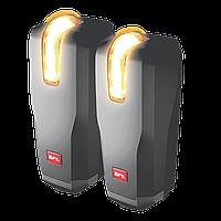 THEA A 15 - фотоэлементы со встроенными сигнальными огнями(проводные), 24В, дальность до 30м.