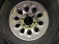 Колёса 215/70 R15