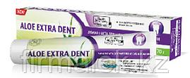 """Зубная паста  для укрепления зубной эмали """"Aloe Extra Dent"""""""