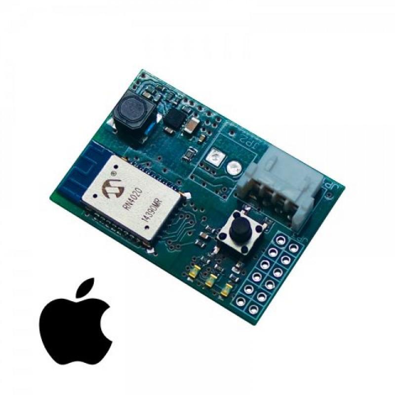 B EBA BLU IOS 16 - плата управления автоматикой BFT через устройства на платформе IOS