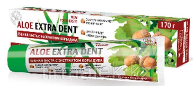 """Зубная паста Aloe Extra Dent  """"ЗАЩИТА ДЕСЕН"""" с экстрактом коры дуба"""