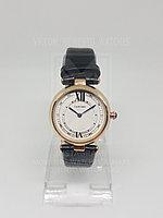 Женские часы Cartier Серебристый, Черный
