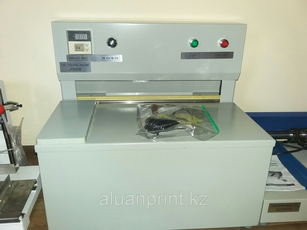 Штриховальная машина  с электрическим приводом JY520E