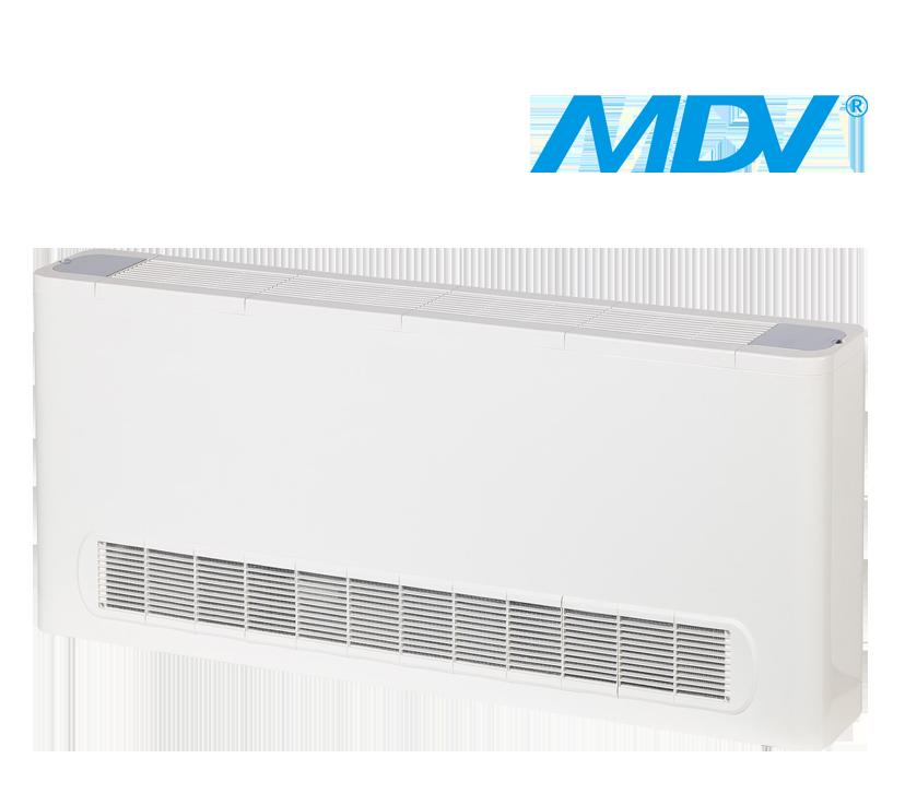 Напольно-потолочные фанкойлы MDV: MDKH4-500 (4.85/10.28 кВт)