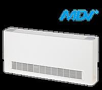 Напольно-потолочные фанкойлы MDV: MDKH4-300 (2.53/5.64 кВт)