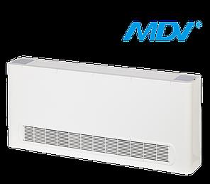Напольно-потолочные фанкойлы MDV: MDKH4-500 (4.85/10.28 кВт), фото 2