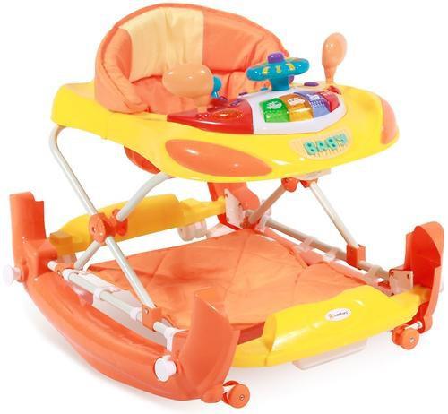 Ходунки детские Bertoni  Swing Eb W1224Ce (Оранжевый/Orange)