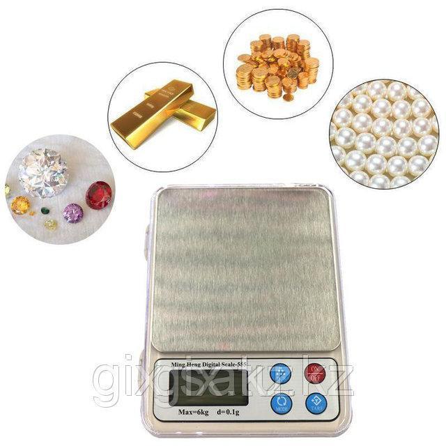 Ювелирные весы до 600 гр / 0,01