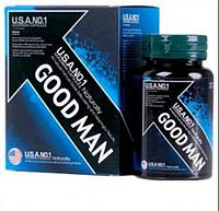 Good Man Penis USA NO 1 ( 60 капсул ) Самец