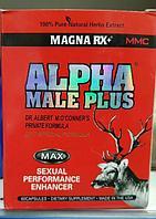 Alpha Male Plus Альфа Самец 60 кап., фото 1