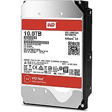 """Western Digital WD100EFAX Жесткий диск для NAS систем HDD 10Tb RED SATA 6Gb/s 3.5"""" 256Mb 5400rpm"""