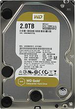 """Western Digital Gold WD2005FBYZ HDD 2Tb SATA3 3,5"""" 7200rpm 128Mb"""