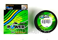 Леска шнур рыболовная 100 м POWER WEI-D 07 0,18 мм