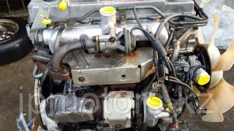 Двигатель 4M40 на Mitsubishi Pajero