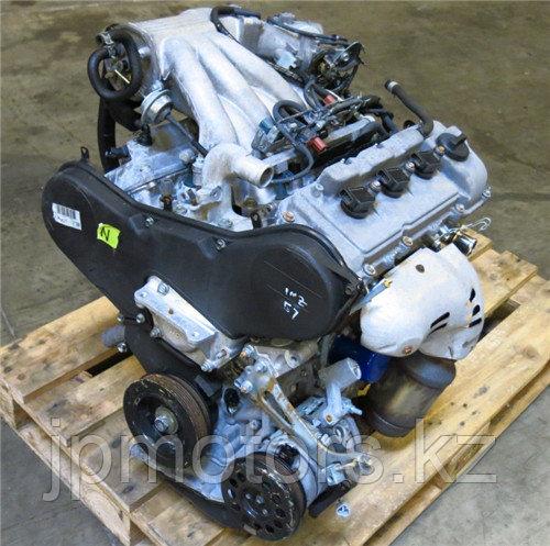 Двигатель 1MZ на Toyota Harrier