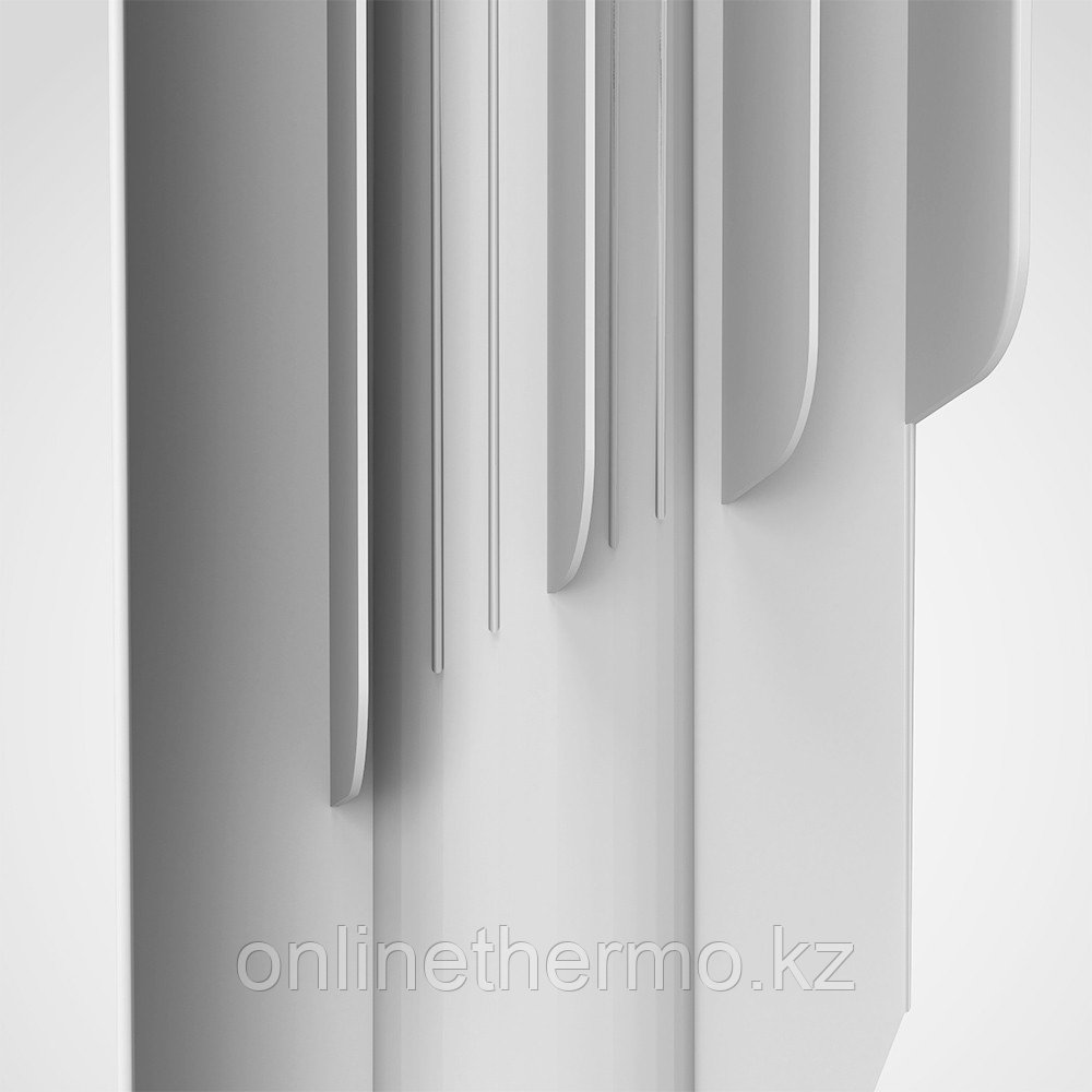 Радиатор алюминиевый Indigo 500/100 Royal Thermo (РОССИЯ) - фото 6