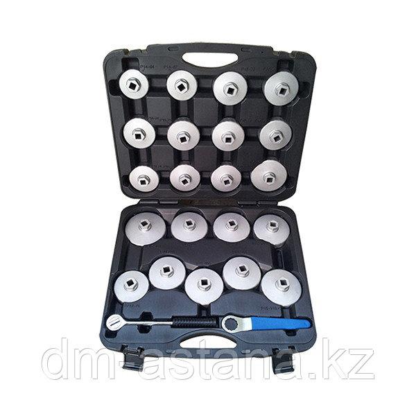 Набор съемников масляных фильтров, 23 предмета МАСТАК 103-40023C