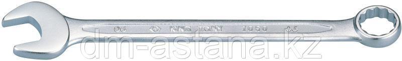 Ключ комбинированный 6 мм KING TONY 1060-06