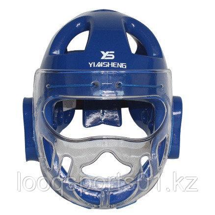 Шлем для каратэ (карате) закрыти