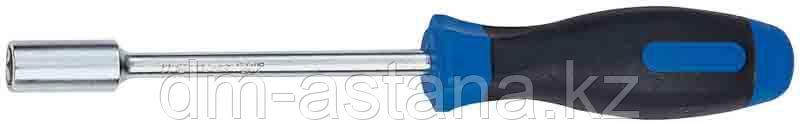 Отвертка торцевая 6 мм, 225 мм KING TONY 1450-06