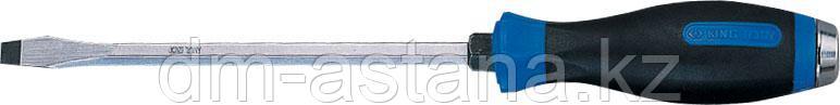 Отвертка шлицевая Slotted 6,5 мм, 150 мм, силовая KING TONY 14626506