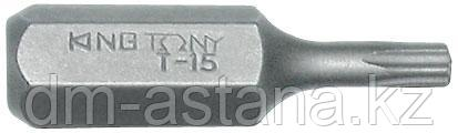 """Вставка (бита) торцевая 5/16"""", TORX, Т40, L = 32 мм KING TONY 183240T"""