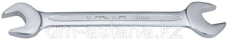 Ключ рожковый 16x17 мм KING TONY 19001617