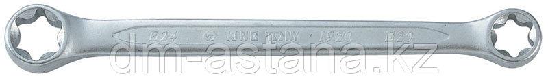 Ключ накидной TORX E-стандарт E20-E24 KING TONY 19202024