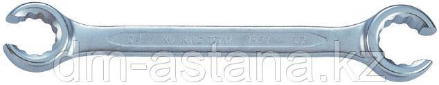 Ключ разрезной 22x24 мм, 15 градусов KING TONY 19312224
