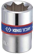 """Головка торцевая восьмигранная 1/4"""", 8 мм KING TONY 231008M"""