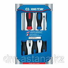 Набор отверток в коробке, 7 предметов KING TONY 30117MR