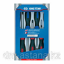 Набор отверток в коробке, 7 предметов KING TONY 30127MR