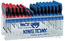 Стенд со стандартными отвертками, серии 1421, 1422, 96 предметов KING TONY 31416MR