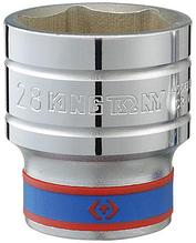 "Головка торцевая стандартная шестигранная 1/2"", 7 мм KING TONY 433507M"
