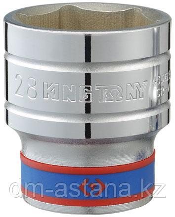 "Головка торцевая стандартная шестигранная 1/2"", 36 мм KING TONY 433536M"