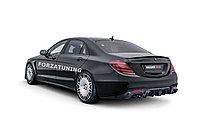Карбон Обвес BRABUS для Mercedes-Benz S63 W222 (Дубликат), фото 1