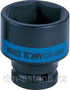 "Головка торцевая ударная шестигранная 3/4"", 50 мм KING TONY 653550M"