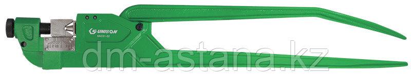 Кримпер индустриальный для обжима кабельных наконечников 10-120 мм² UNISON 6AC51-22US