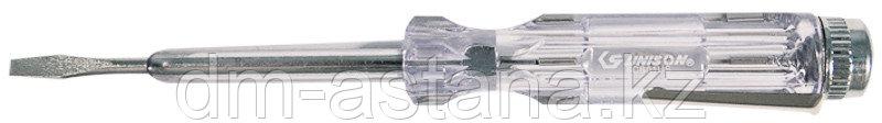 Тестер-отвертка для проверки напряжения, 100-500 В UNISON 6CB01US
