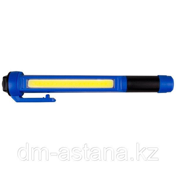 Фонарь в форме ручки, 1 элемент, ААА, 1,5 В KING TONY 79832