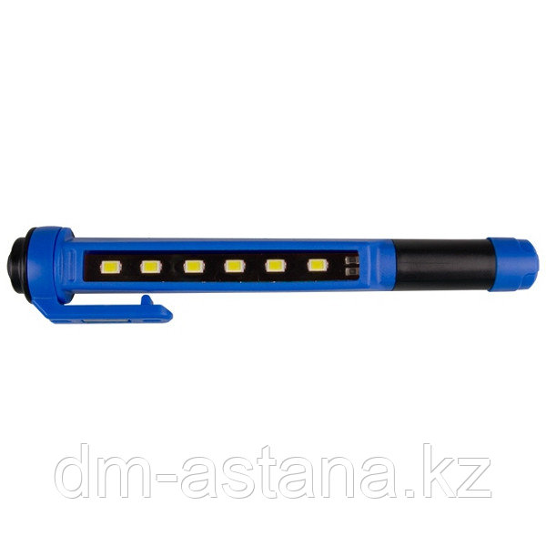 Фонарь в форме ручки, 6 элементов, ААА, 1,5 В KING TONY 79831
