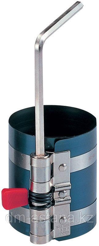 Оправка для поршневых колец, 57-125 мм, H = 100 мм KING TONY 9AC125-40