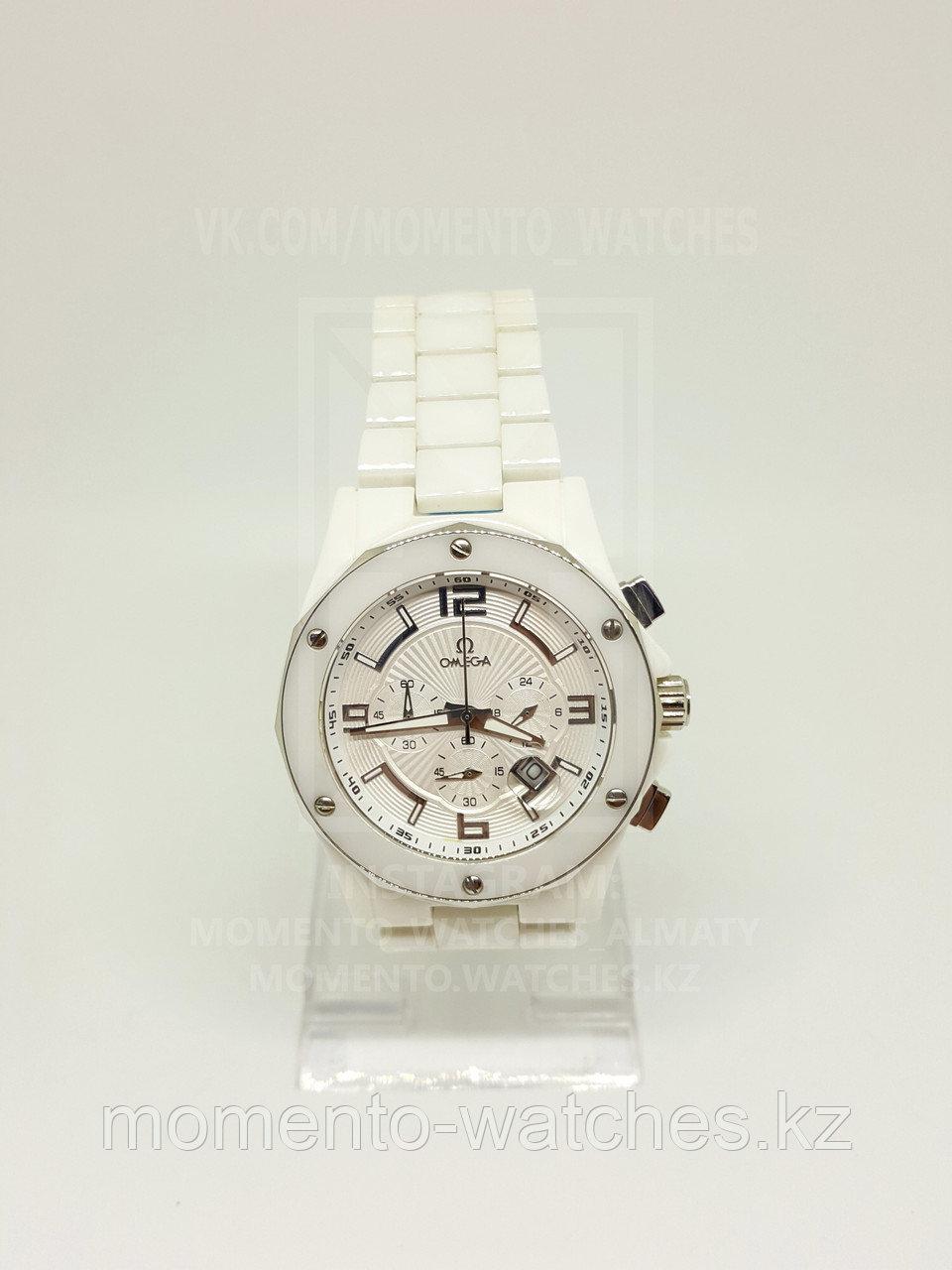 Мужские часы Omega Ceramic