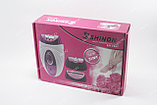 Электрический эпилятор Shinon SH-768 3 в 1, фото 6