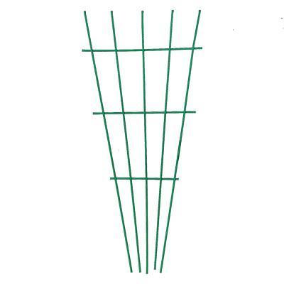 """Шпалера """"Лесенка"""", 54 х 29 х 0.1 см, зелёная"""