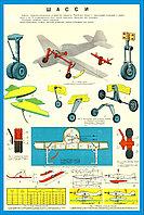 Плакаты азбука авиамоделиста, фото 1